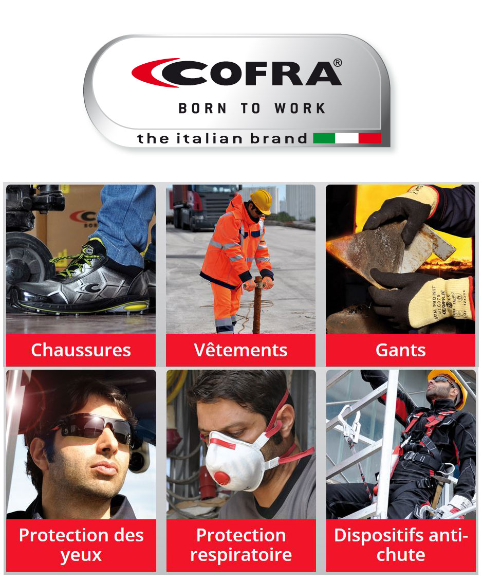 Catalogue Cofra