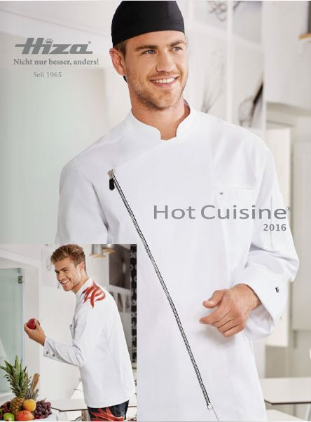 Catalogue Hiza - cuisine